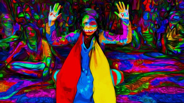 Censura en Venezuela By Aramis Fraino