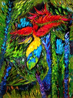Flowerbird of Venezuela by Aramis Fraino